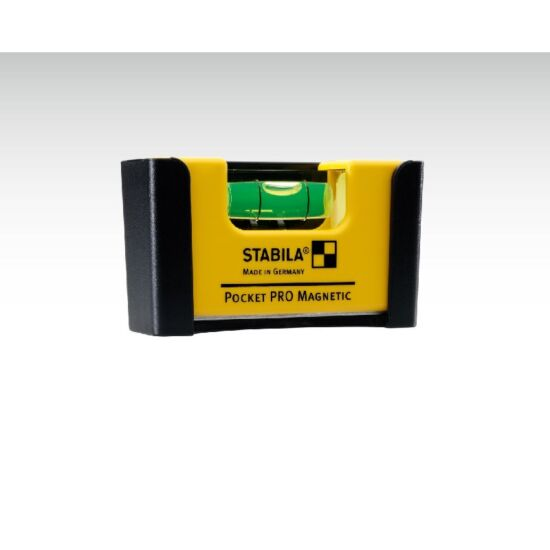 Stabila Pocket Pro VE10 vaterpas magnetisk 67 mm