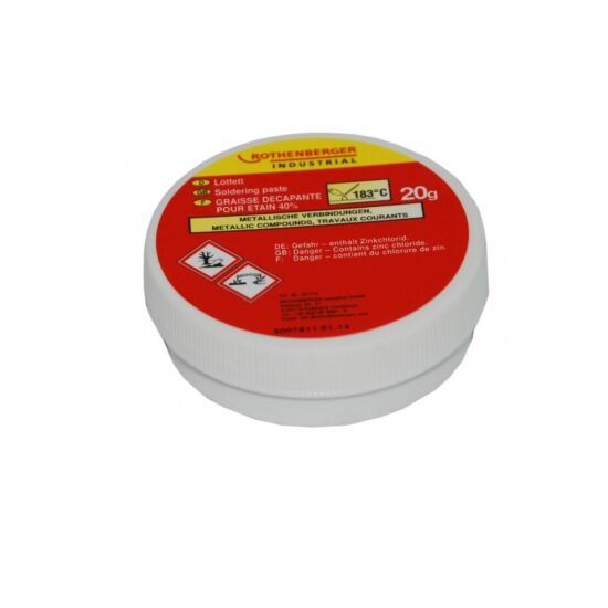 Rothenberger loddefedt 20 g