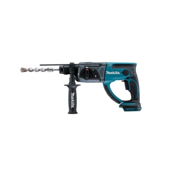 Makita bore-/mejselhammer DHR202Z 18V Li-ion SDS-plus
