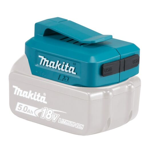 Makita powerbank adapter USB 14,4 - & 18 V Li-Ion