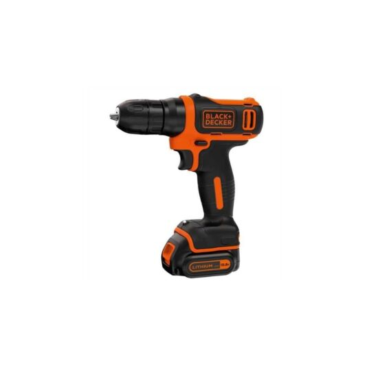 Black & Decker boremaskine 10,8V Li-Ion