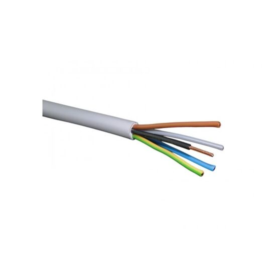 E-line installationskabel 5 x 2,5 mm² halogenfrit