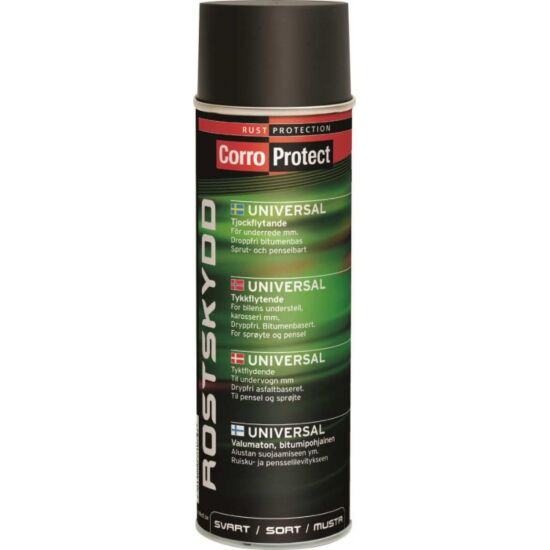 Corroprotect universal rustbeskyttelse 500 ml
