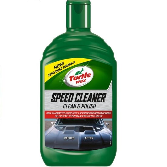 Turtle Wax speed cleaner 500 ml