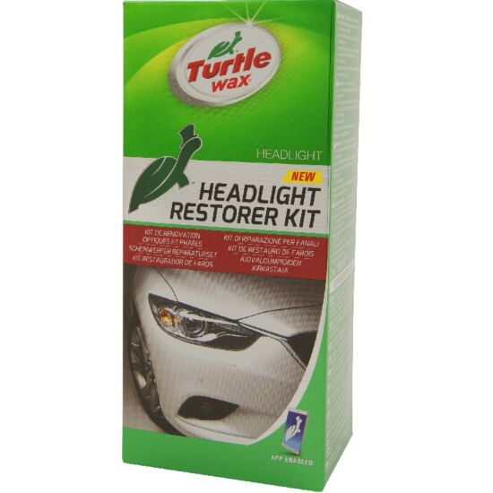 Turtle Wax forlygte kit