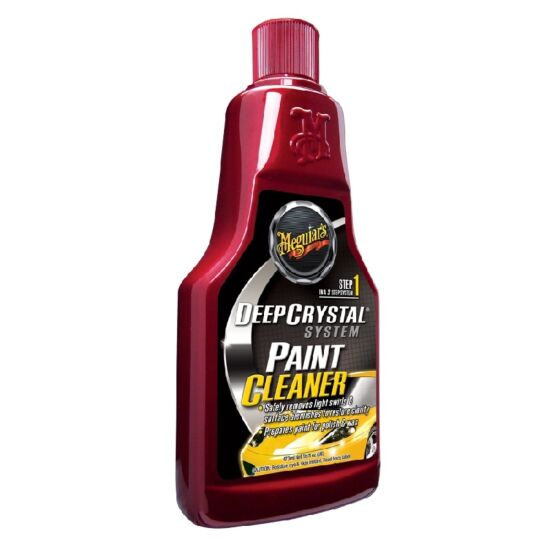 Meguiar's lakrens Deep Crystal Paint Cleaner