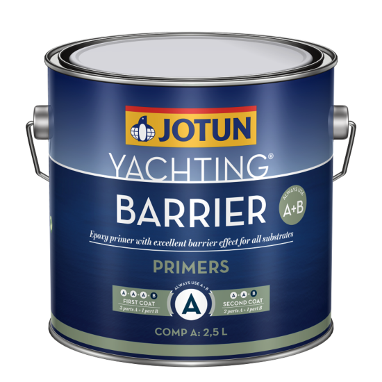 Jotun Yachting Barrier Primer Comp A 2,5L
