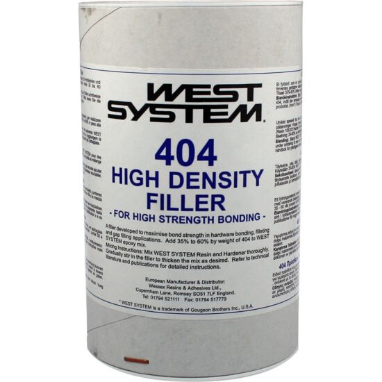 West System High Density 404 off white 250 g