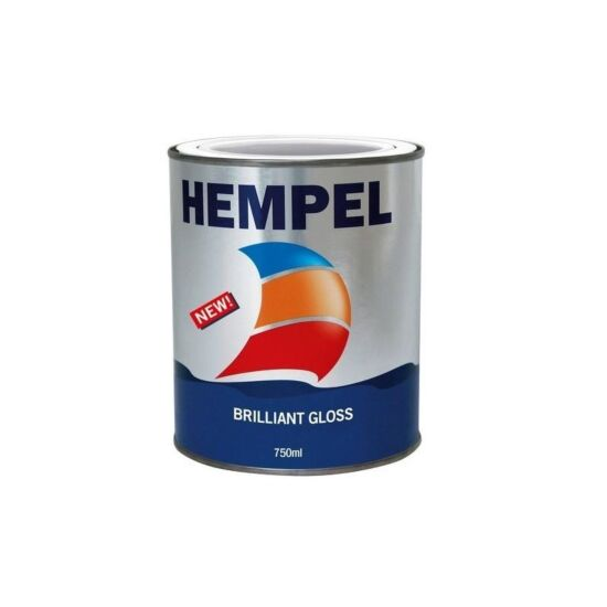 Hempel maling brilliant gloss flag blue 0,75L