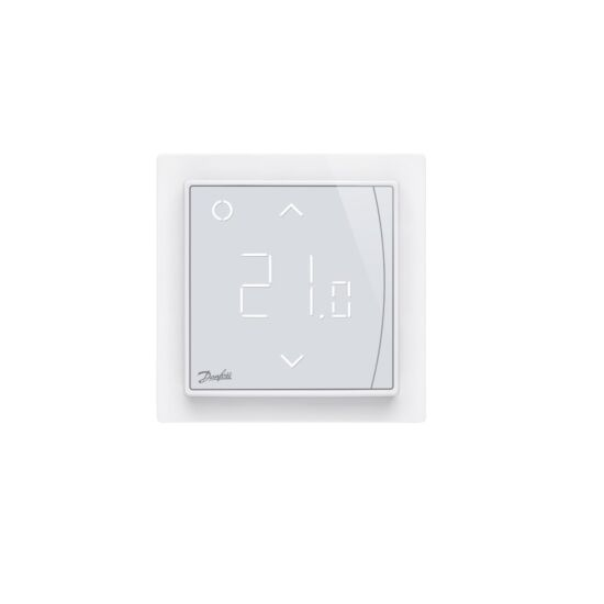 Danfoss ECtemp Smart termostat polar white