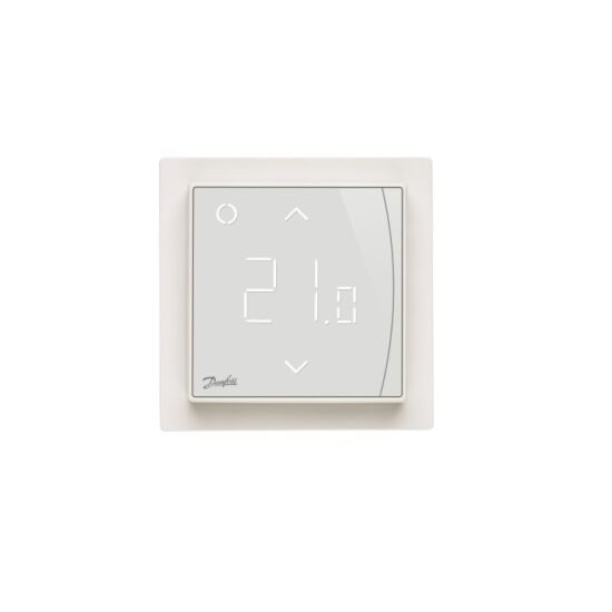 Danfoss ECtemp Smart termostat pure white