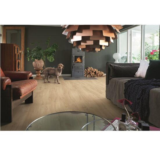 Pergo laminatgulv Light Valley Oak plank pro 1380x156x8 mm 1,722 m²