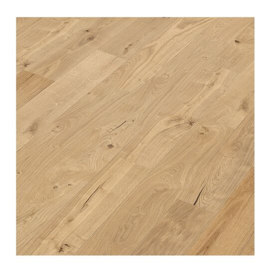 Living by Haro parketgulv Oak Brushed 1085x180x12 mm