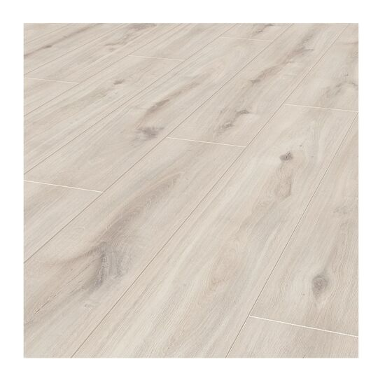 Logoclic laminatgulv Aquaprotect beach oak 8x192x1285 mm 2,22 m²