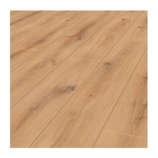 Logoclic laminatgulv Aquaprotect sunset oak 8x192x1285 mm 2,22 m²