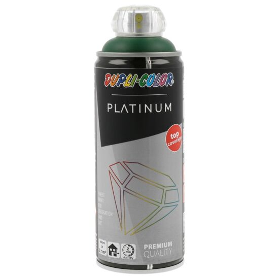 Dupli Color spraymaling platinum silke 400 ml mosgrøn