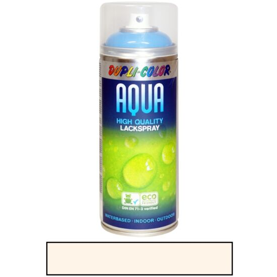 Dupli Color spraymaling Aqua-lack 350 ml creme