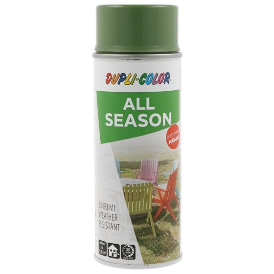 Dupli Color All Season spraymaling sølvgrå 400 ml RAL-7001
