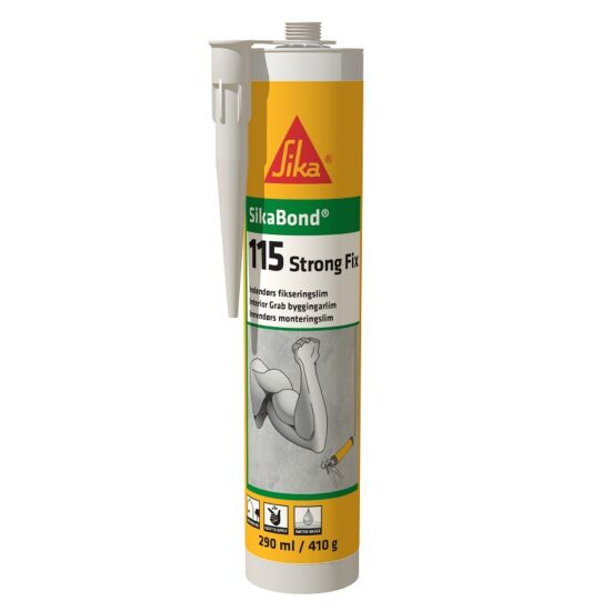 Sika montagelim SikaBond-115 Strong Fix 290 ml