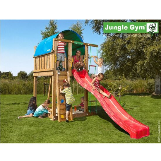 Jungle Gym legetårn Jungle Villa
