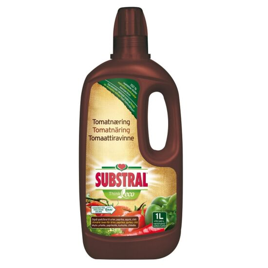Substral tomatnæring Think Eco 1 L