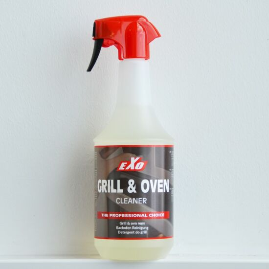 EXO grill-/ovnrens Grill & Oven Cleaner 1 L