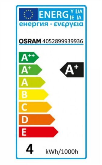 Osram LED-pære Superstar R50 dæmpbar 3,5W E14