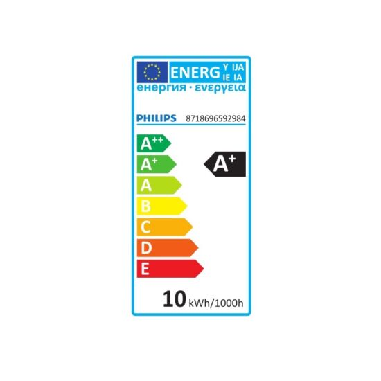 Philips Hue White and Color Ambiance kronepære E27 9 W