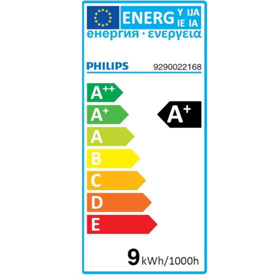 Philips Hue White and Color Ambiance startsæt 3 x E27 9 W inkl. Hue Bridge